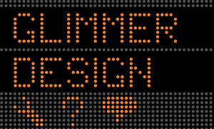 Glimmer Design homepage